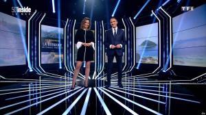 Sandrine Quétier dans 50 Minutes Inside - 14/01/17 - 07
