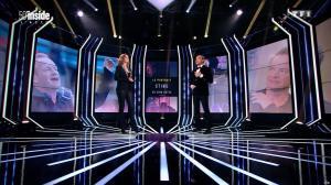 Sandrine Quétier dans 50 Minutes Inside - 24/12/16 - 05