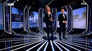 Sandrine Quétier dans 50 Minutes Inside - 24/12/16 - 11