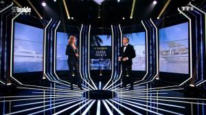 Sandrine Quétier dans 50 Minutes Inside - 24/12/16 - 12