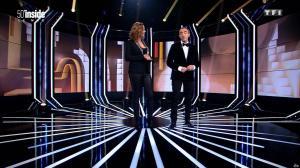 Sandrine Quétier dans 50 Minutes Inside - 24/12/16 - 14