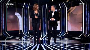 Sandrine Quétier dans 50 Minutes Inside - 24/12/16 - 15