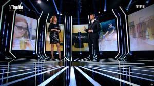 Sandrine Quétier dans 50 Minutes Inside - 31/12/16 - 03