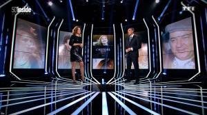 Sandrine Quétier dans 50 Minutes Inside - 31/12/16 - 05