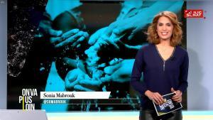 Sonia Mabrouk dans On Va Plus Loin - 12/12/16 - 01