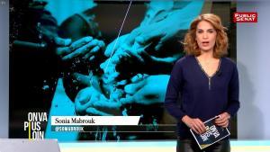 Sonia Mabrouk dans On Va Plus Loin - 12/12/16 - 02