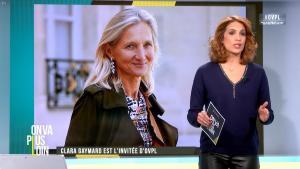 Sonia Mabrouk dans On Va Plus Loin - 12/12/16 - 04