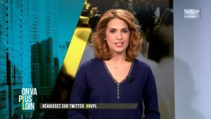 Sonia Mabrouk dans On Va Plus Loin - 12/12/16 - 05
