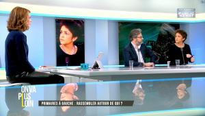 Sonia Mabrouk dans On Va Plus Loin - 12/12/16 - 09