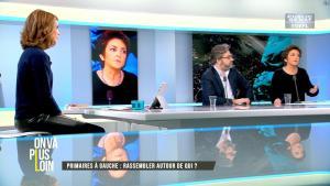 Sonia Mabrouk dans On Va Plus Loin - 12/12/16 - 10