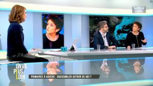 Sonia Mabrouk dans On Va Plus Loin - 12/12/16 - 11