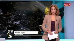 Sonia Mabrouk dans On Va Plus Loin - 14/11/16 - 01