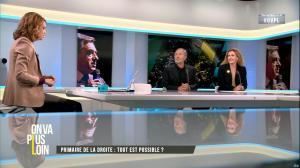 Sonia Mabrouk dans On Va Plus Loin - 14/11/16 - 04