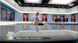 Sonia Mabrouk dans On Va Plus Loin - 14/11/16 - 09