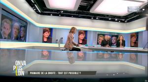 Sonia Mabrouk dans On Va Plus Loin - 14/11/16 - 10