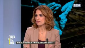 Sonia Mabrouk dans On Va Plus Loin - 14/11/16 - 12