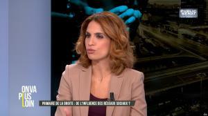 Sonia Mabrouk dans On Va Plus Loin - 14/11/16 - 13