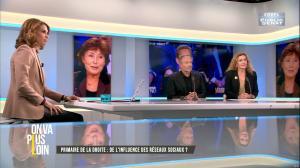 Sonia Mabrouk dans On Va Plus Loin - 14/11/16 - 17