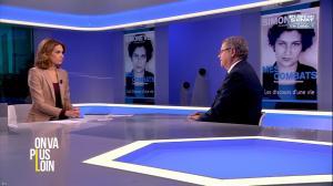 Sonia Mabrouk dans On Va Plus Loin - 14/11/16 - 21