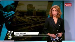 Sonia Mabrouk dans On Va Plus Loin - 15/12/16 - 01