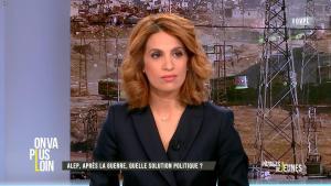 Sonia Mabrouk dans On Va Plus Loin - 15/12/16 - 21