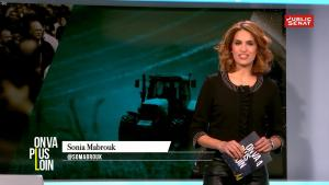 Sonia Mabrouk dans On Va Plus Loin - 28/11/16 - 001
