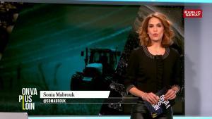 Sonia Mabrouk dans On Va Plus Loin - 28/11/16 - 002