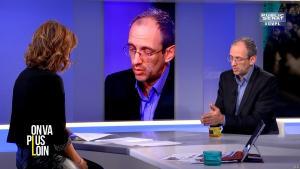 Sonia Mabrouk dans On Va Plus Loin - 28/11/16 - 069