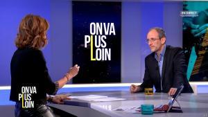 Sonia Mabrouk dans On Va Plus Loin - 28/11/16 - 082