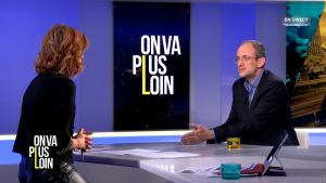 Sonia Mabrouk dans On Va Plus Loin - 28/11/16 - 091
