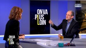 Sonia Mabrouk dans On Va Plus Loin - 28/11/16 - 092