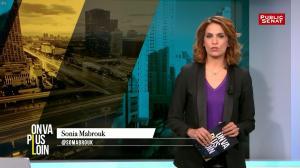 Sonia Mabrouk dans On Va Plus Loin - 31/01/17 - 01