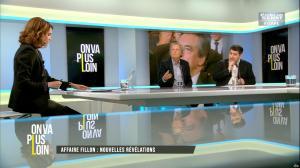 Sonia Mabrouk dans On Va Plus Loin - 31/01/17 - 04