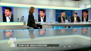 Sonia Mabrouk dans On Va Plus Loin - 31/01/17 - 09
