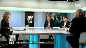 Sonia Mabrouk dans On Va Plus Loin - 31/01/17 - 10