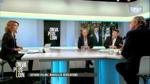Sonia Mabrouk dans On Va Plus Loin - 31/01/17 - 11