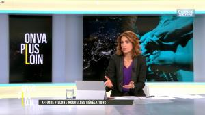 Sonia Mabrouk dans On Va Plus Loin - 31/01/17 - 14