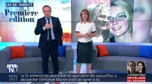 Adeline Francois dans Première Edition - 31/10/17 - 02