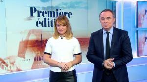 Adeline Francois dans Première Edition - 31/10/17 - 04