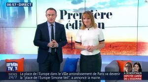 Adeline Francois dans Première Edition - 31/10/17 - 07
