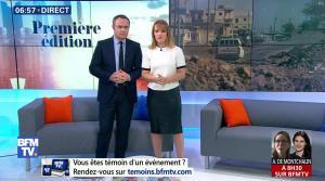 Adeline Francois dans Première Edition - 31/10/17 - 09