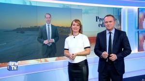 Adeline Francois dans Première Edition - 31/10/17 - 12