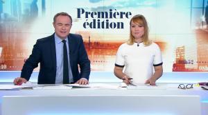 Adeline Francois dans Première Edition - 31/10/17 - 13