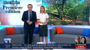Adeline Francois dans Première Edition - 31/10/17 - 17