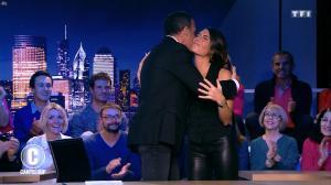 Alessandra Sublet dans c'est Canteloup - 22/11/17 - 02