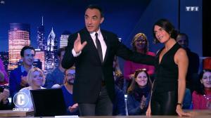 Alessandra Sublet dans c'est Canteloup - 22/11/17 - 06