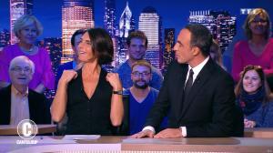 Alessandra Sublet dans c'est Canteloup - 22/11/17 - 08