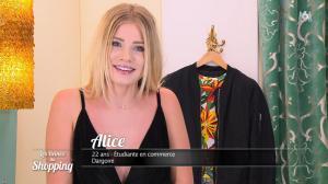 Alice dans les Reines du Shopping - 04/12/17 - 04