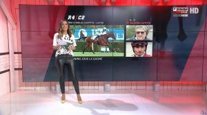 Amélie Bitoun dans un Jour aux Courses - 02/10/17 - 09