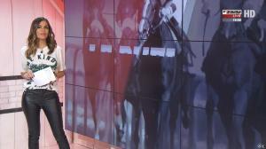 Amélie Bitoun dans un Jour aux Courses - 02/10/17 - 10